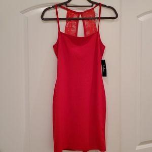 Lulu's Bodycon Mini Dress